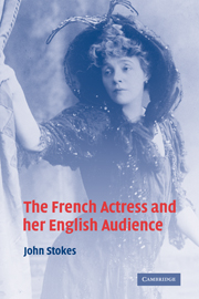 The French Actress and her English Audience