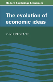 The Evolution of Economic Ideas