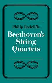 Beethoven's String Quartets
