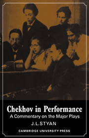 Chekhov in Performance