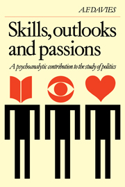 Skills Outlooks and Passions