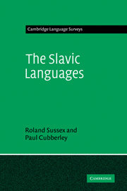 The Slavic Languages