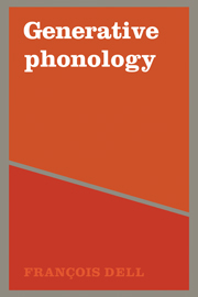 Generative Phonology and French Phonology