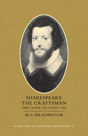 Shakespeare the Craftsman