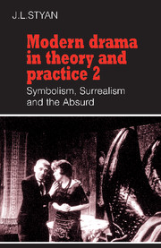 Modern Drama in Theory and Practice