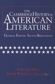 American Literature Essay Help (Please!)?