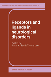 Receptors and Ligands in Neurological Disorders