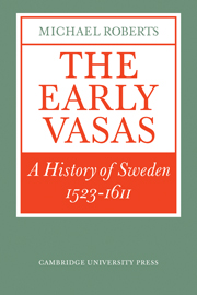 The Early Vasas