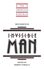 new essays on invisible man edited by robert g o meally new essays on invisible man