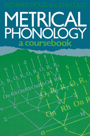 Metrical Phonology