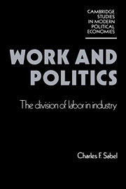 Work and Politics