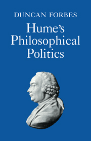 Hume's Philosophical Politics