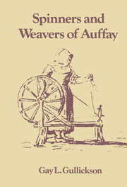 The Spinners and Weavers of Auffay