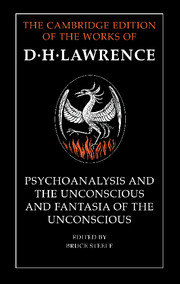 'Psychoanalysis and the Unconscious' and 'Fantasia of the Unconscious'