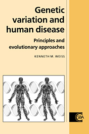 Genetic Variation and Human Disease