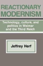 Reactionary Modernism