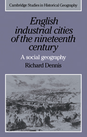English Industrial Cities of the Nineteenth Century
