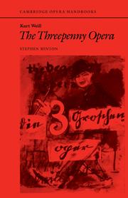 Threepenny Opera Ebook