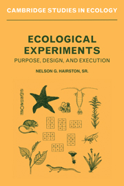 Ecological Experiments