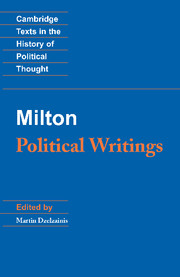 Milton: Political Writings