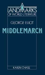 Summary of plot - Eliot: Middlemarch