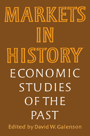 Markets in History