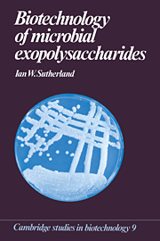 Biotechnology of Microbial Exopolysaccharides