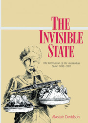 The Invisible State