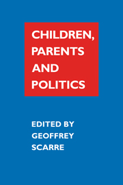 Children, Parents, and Politics