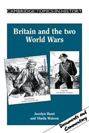 Britain and the Two World Wars