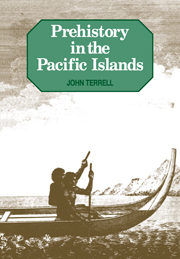 Prehistory in the Pacific Islands
