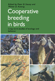 Cooperative Breeding in Birds