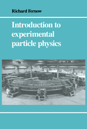 Introduction to Experimental Particle Physics