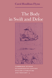 The Body in Swift and Defoe