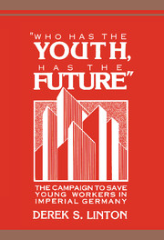 'Who Has the Youth, Has the Future'
