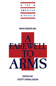 New Essays on A Farewell to Arms