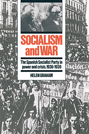 Socialism and War