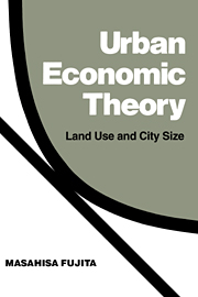 Urban Economic Theory