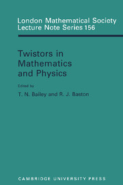 Twistors in Mathematics and Physics