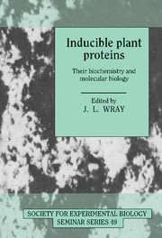 Inducible Plant Proteins