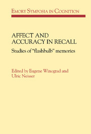 Affect and Accuracy in Recall