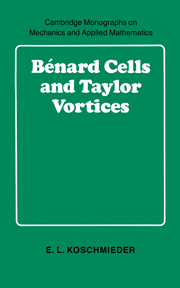 Bénard Cells and Taylor Vortices