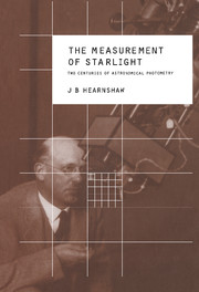 The Measurement of Starlight