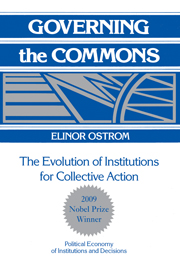 Governing the Commons