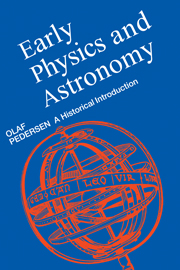 Early Physics and Astronomy