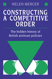 Constructing a Competitive Order