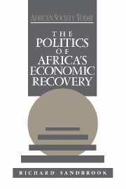 The Politics of Africa's Economic Recovery