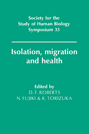 Isolation, Migration and Health