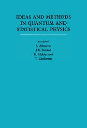 Ideas and Methods in Quantum and Statistical Physics