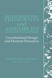 Presidents and Assemblies